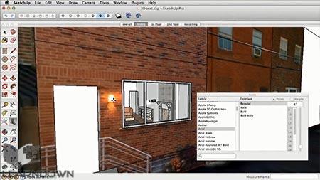 دانلود آموزش اسکچاپ پرو 2015 - Learning SketchUp Pro 2015 3