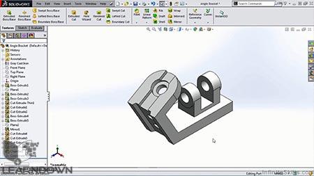 دانلود آموزش سالیدورک 2015 – ابزار رسم - Learning SolidWorks 2015 - Drawing Tools 2
