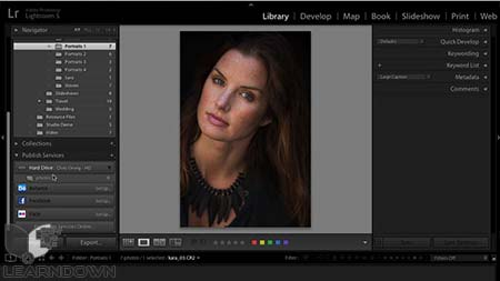 2- مدیریت تصاویر با ماژول کتابخانه -Managing Images with the Library Module