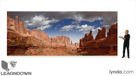 دانلود آموزش فتوشاپ قدم به قدم : مبانی - Photoshop CC 2014 One-on-One: Fundamentals 2