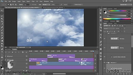 دانلود آموزش فتوشاپ قدم به قدم : استادی - Photoshop CC 2014 One-on-One: Mastery 3