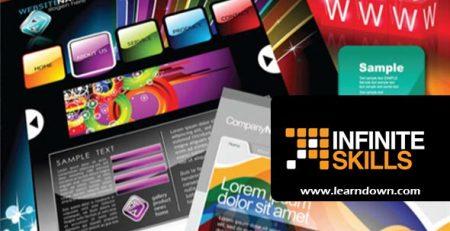 دانلود آموزش فتوشاپ برای وب - Photoshop For The Web