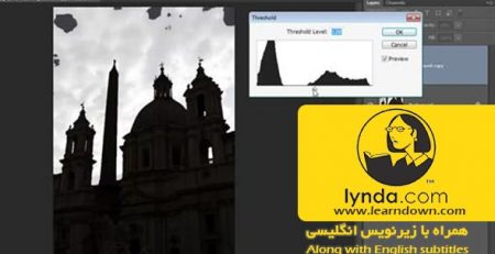 دانلود آموزش سلکت و ماسک در فتوشاپ - (Photoshop Selections and Layer Masking (2013