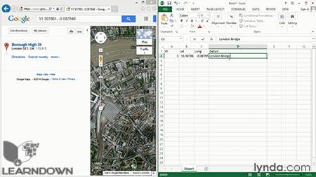 دانلود آموزش جی ای اس در دنیای واقعی -Real-World GIS 3