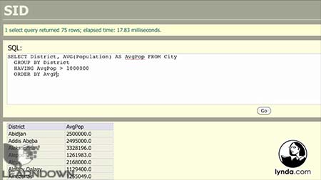 دانلود آموزش اس کیو ال لایت 3 و پی اچ پی - SQLite 3 with PHP Essential Training 2