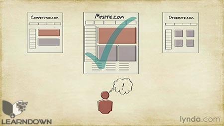 دانلود آموزش مبانی یو ایکس : معماری اطلاعات - UX Foundations: Information architecture 2