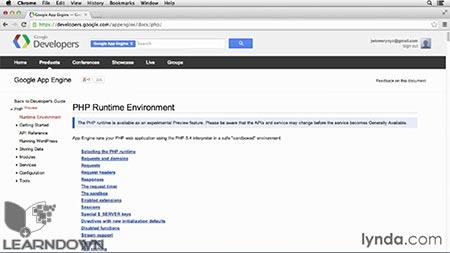 دانلود آموزش گوگل اپ انجین - Google App Engine Essential Training 3