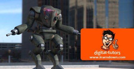 دانلود آموزش مقدمه ی بر تری دی استدیو مکس| Introduction to 3ds Max 2015 Photoshop
