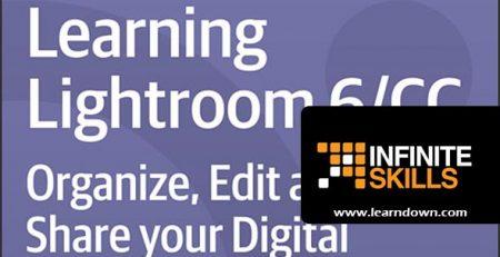 دانلود آموزش لایت روم 6 سی سی - Learning Lightroom 6CC