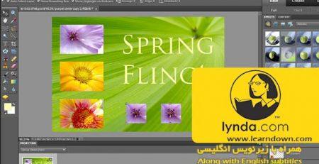 دانلود آموزش فتوشاپ المنت 10- Photoshop Elements 10 Essential Training