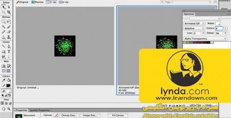 دانلود آموزش وب موشن : ساخت پریلودر - Web Motion Create a Preloader
