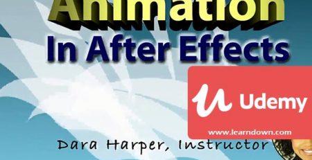 دانلود آموزش انیمیشن در افتر افکت (ورژن کامل) | Animation In After Effects (Full Version)