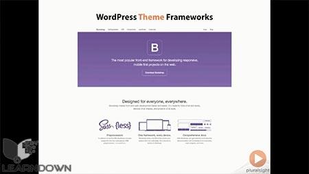 دانلود آموزش ساخت پوسته وردپرس به وسیله بوت استرپ 3 | Building a WordPress Theme Framework with Bootstrap 3 2