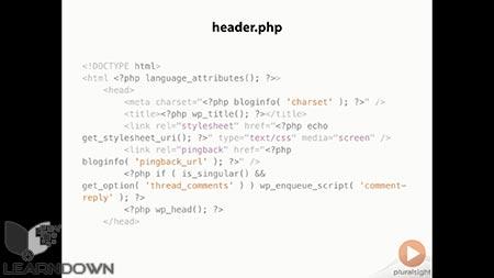 دانلود آموزش ساخت پوسته وردپرس به وسیله بوت استرپ 3 | Building a WordPress Theme Framework with Bootstrap 3 3
