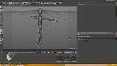 دانلود آموزش سینما فوردی – آموزش سینما فوردی از پایه | Cinema 4D - Learning Cinema 4D from Scratch 3