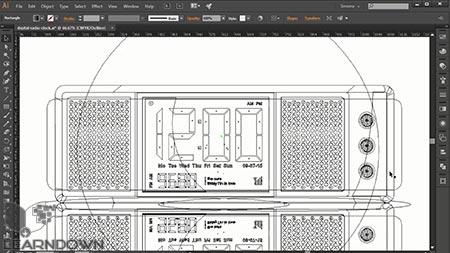 دانلود آموزش خلق وکتور های گرافیکی واقعی | Creating Realistic Vector Graphics 3