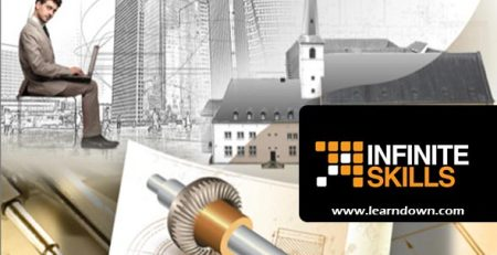 دانلود آموزش پیشرفته سالیدورک 2015 – رندرینگ و تجسم - Mastering SolidWorks 2015 - Rendering and Visualization