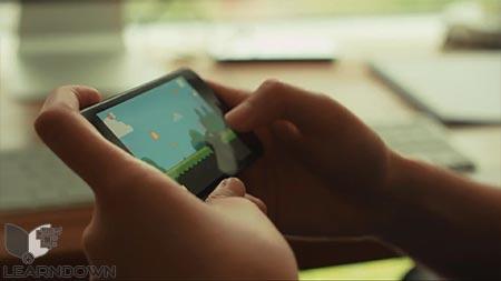 دانلود آموزش طراحی بازی موبایل   Mobile Game Design 2