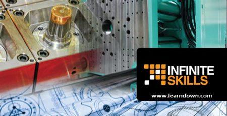 دانلود آموزش سالیدورک - ابزار های قالب | SolidWorks - Mold Tools
