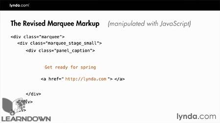 دانلود آموزش ساخت مارکیو در وردپرس به وسیله جی کوئری| Creating a Marquee in WordPress with jQuery 3
