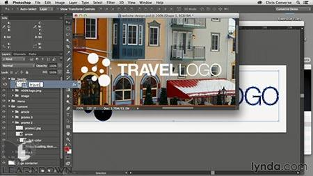 دانلود آموزش طراحی وب : ادوبی جنراتور برای گرافیست ها | Design the Web: Adobe Generator for Graphics 3