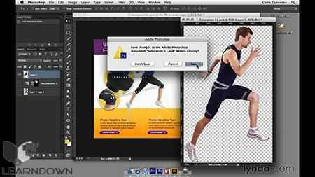 دانلود آموزش طراحی وب: اسمارت آبجکت | Design the Web: Smart Objects 3