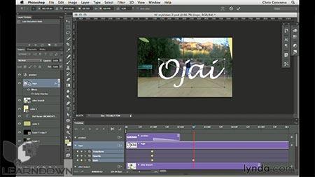 دانلود آموزش طراحی وب : ویدئو گرافیک و انیمیشن| Design the Web: Video Graphics and Animation 2