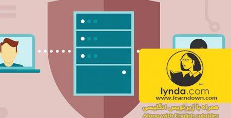 دانلود آموزش مبانی امنیت در ای تی: امنیت شبکه | IT Security Foundations: Network Security