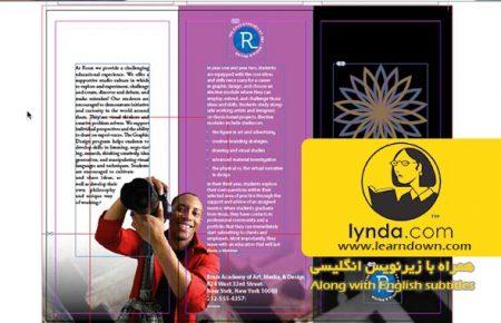 دانلود آموزش ایندیزاین: پرینت فایل های پی دی اف| InDesign: Print PDFs