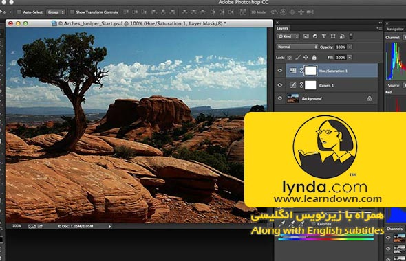 Download Learning Photoshop Color Correction - learndown