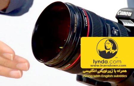 دانلود آموزش مبانی عکاسی : لنزها | Photography Foundations: Lenses