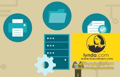 دانلود آموزش ویندوز سرور 2012 : تنظیمات پایه میکروسافت سرویس | Windows Server 2012: Configure Basic Microsoft Services