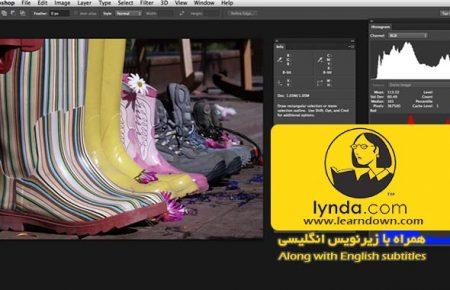 دانلود آموزش اصلاح رنگ پیشرفته در فتوشاپ | Advanced Photoshop Color