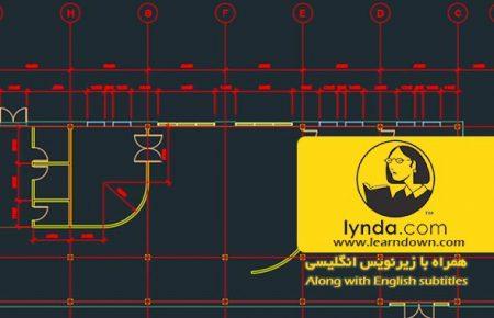 دانلود آموزش اتوکد 2018 | AutoCAD 2018 Essential Training