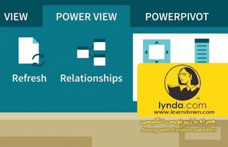 دانلود آموزش پاور پیوت و شیرپوینت 2013| Learning Power Pivot and SharePoint 2013
