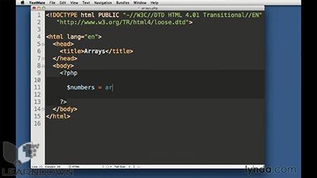 دانلود آموزش پی اچ پی به وسیله مای اس کیو ال  PHP with MySQL Essential Training (2013) 2