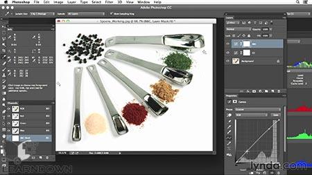 آموزش اصلاح رنگ در فتوشاپ: پروژه پیشرفته| Photoshop Color Correction: Advanced Projects 2