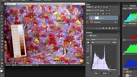 آموزش اصلاح رنگ در فتوشاپ: اصلاحات هدفمند | Photoshop Color Correction: Target-Based Corrections 2