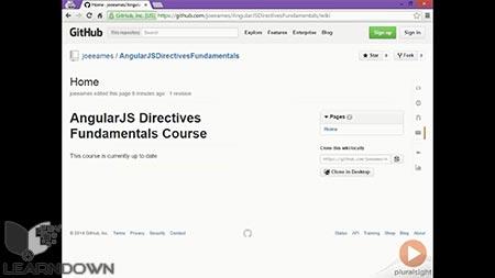دانلود آموزش مبانی دستورالعمل درآنگولار جی اس | AngularJS Directives Fundamentals 3