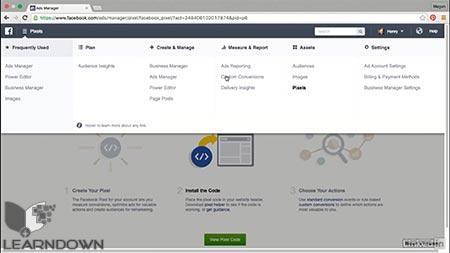 دانلود آموزش تبلیغات پیشرفته بازاریابی فیسبوک | Facebook Marketing Advanced Advertising