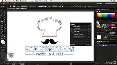 دانلود آموزش معرفی طراحی گرافیکی| Introduction to Graphic Design (2016) 2