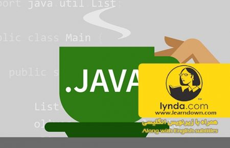 دانلود آموزش جاوا8 | Java 8 Essential Training