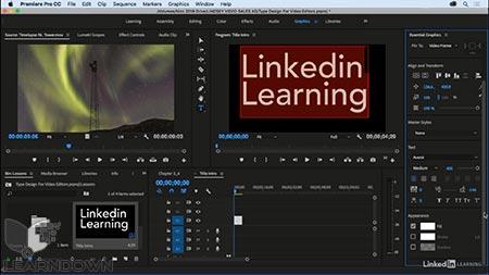دانلود آموزش تایپوگرافی برای ویرایش ویدیو | Learning Typography for Video Editors 3
