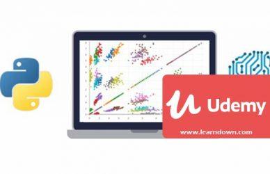 دانلود آموزش پیتون برای علوم داده و آموزش ماشین  بوتکمپ | Python for Data Science and Machine Learning Bootcamp