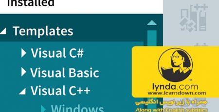 دانلود آموزش ویژوال استدیو : 04 بررسی زبان های برنامه نویسی | Visual Studio Essential Training: 04 Surveying the Programming Languages