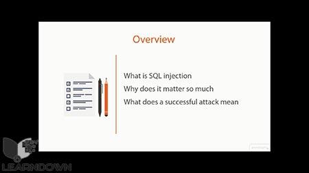 دانلود آموزش هک اخلاقی : تزریق Ethical Hacking: SQL Injection   SQL 3