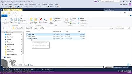 دانلود آموزش ویژوال استدیو : 11 ابزارهای داده | Visual Studio Essential Training 11 Data Tools 2